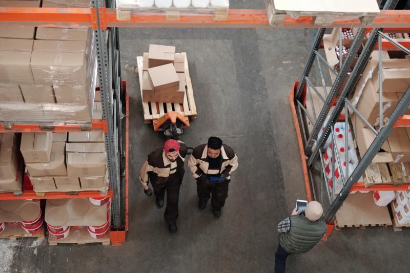 APIE44 - manutention transport marchandises