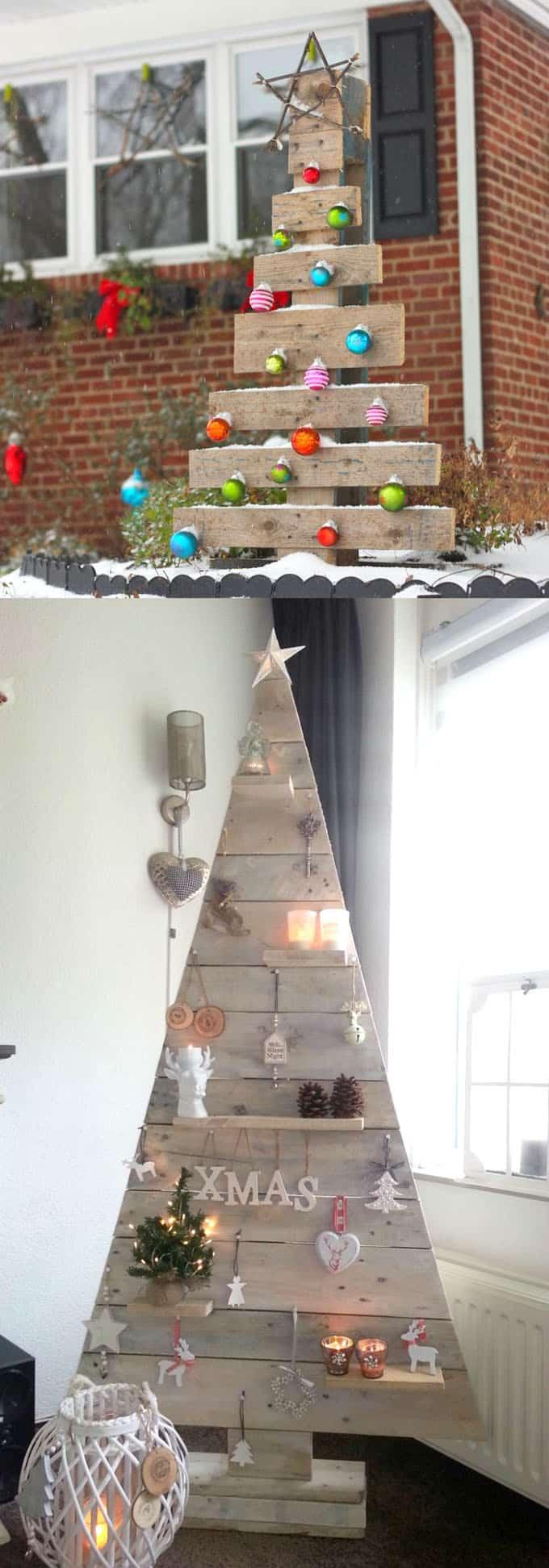 48 Amazing Christmas Tree Ideas A Piece Of Rainbow