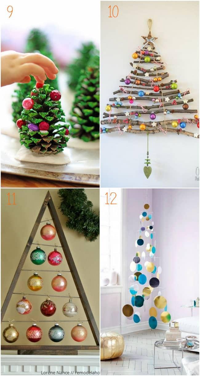 Make Christmas Table Decorations