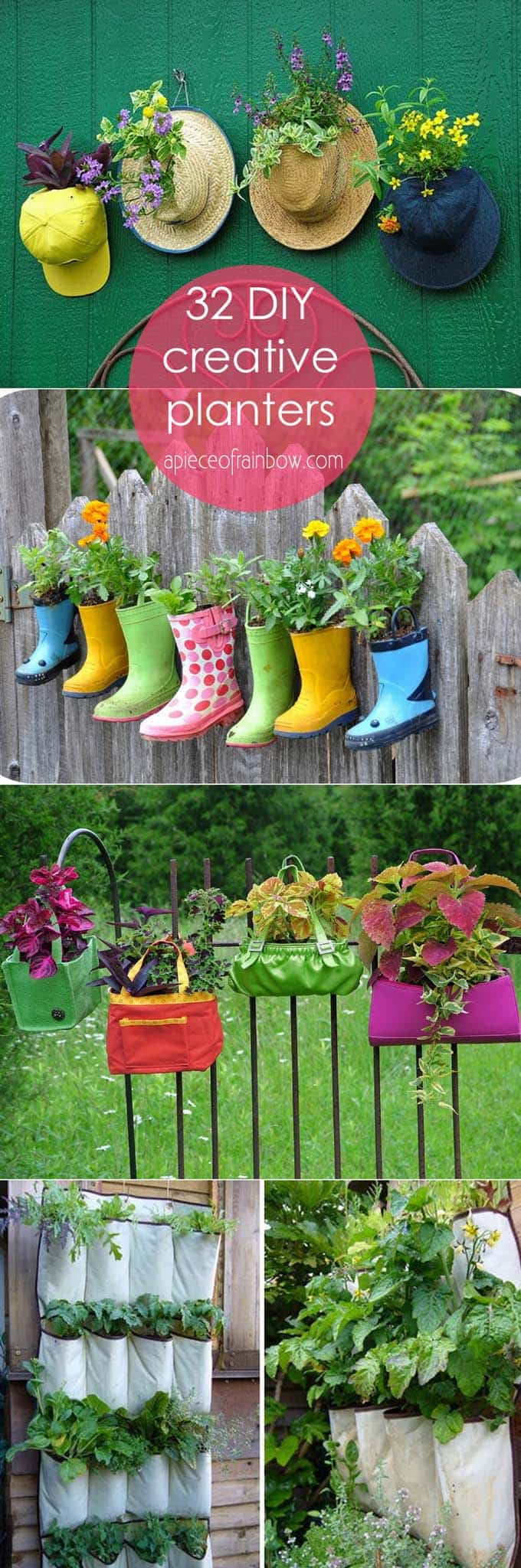 Unique Flower Pots Planters