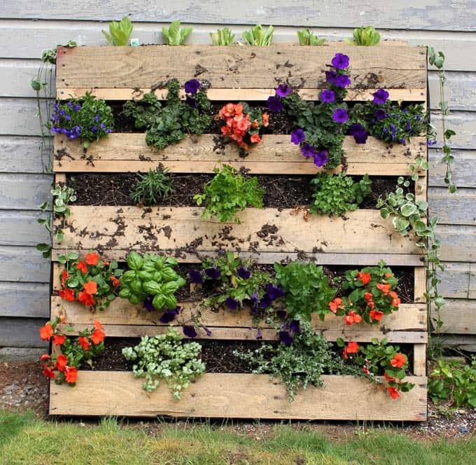 Dressers Made Out Pallets