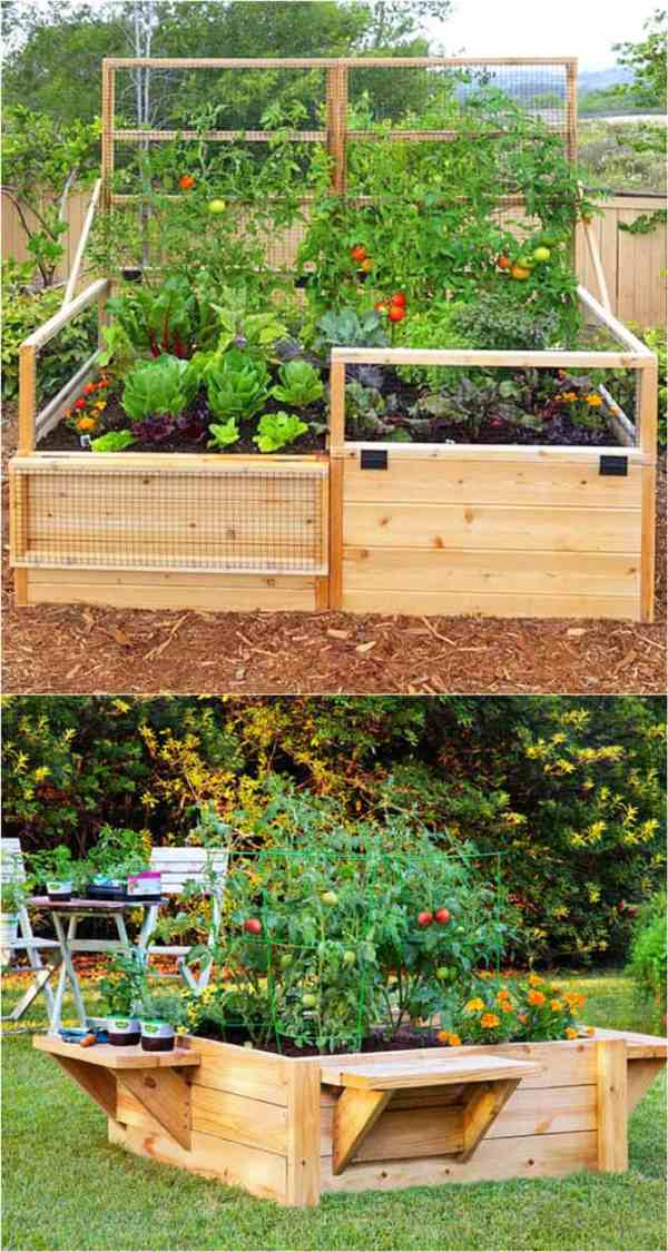 amazing diy raised bed gardens