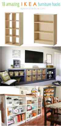 Easy Custom Furniture With 18 Amazing Ikea Hacks - Page 3 ...