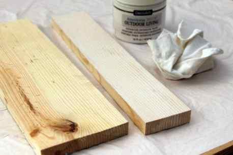 Diy 3 techniques tr s simples pour blanchir le bois moving tahiti - Blanchir le bois ...