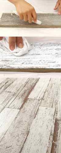 How to Whitewash Wood in 3 Simple Ways - An Ultimate Guide ...