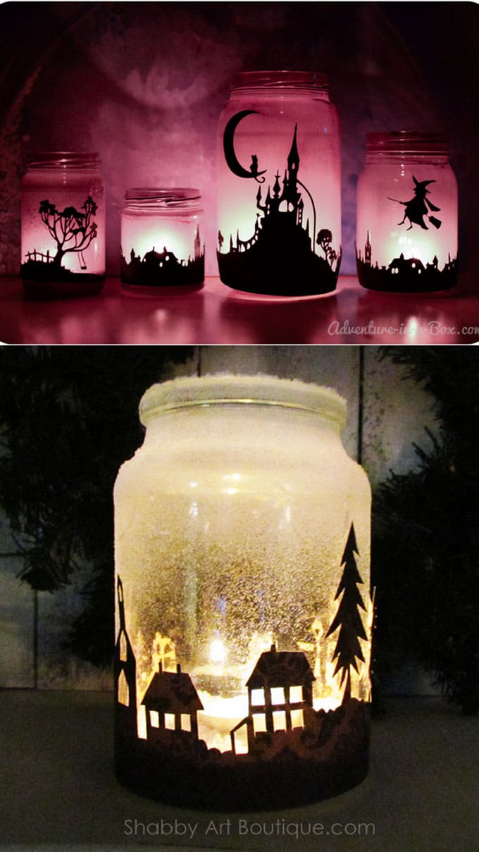 DIY Mason Jar Lights 25 Best Tutorials Kits  Supplies  Page 2 of 2  A Piece Of Rainbow