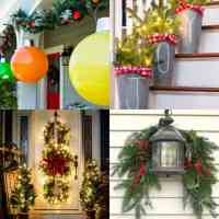 Gorgeous Outdoor Christmas Decorations: 32 Best Ideas