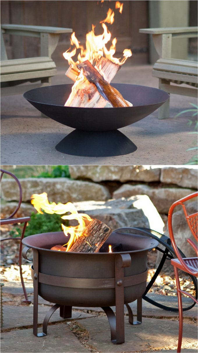 24 Best Fire Pit Ideas To DIY Or Buy Lots Of Pro Tips A Piece Of Rainbow