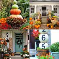 Beautiful & Free Toilet Paper Pumpkin Decorations {in 2 ...