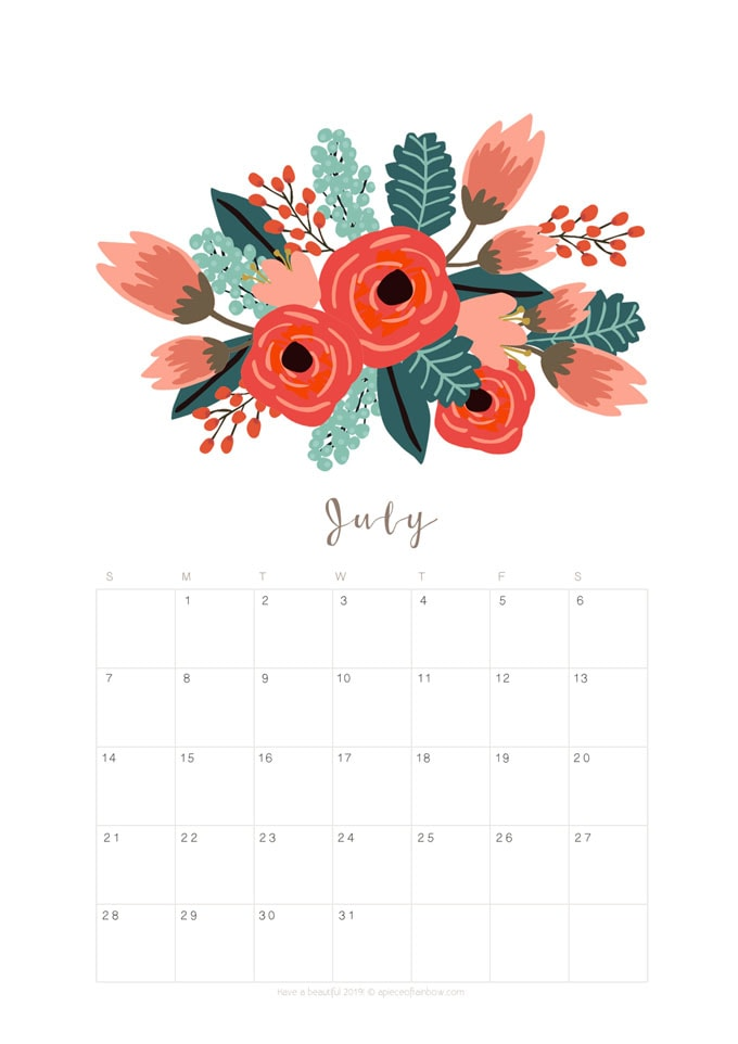 weekly monthly 2019 planner