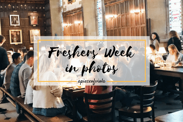 Freshers' Week in Photos | Uni Diaries