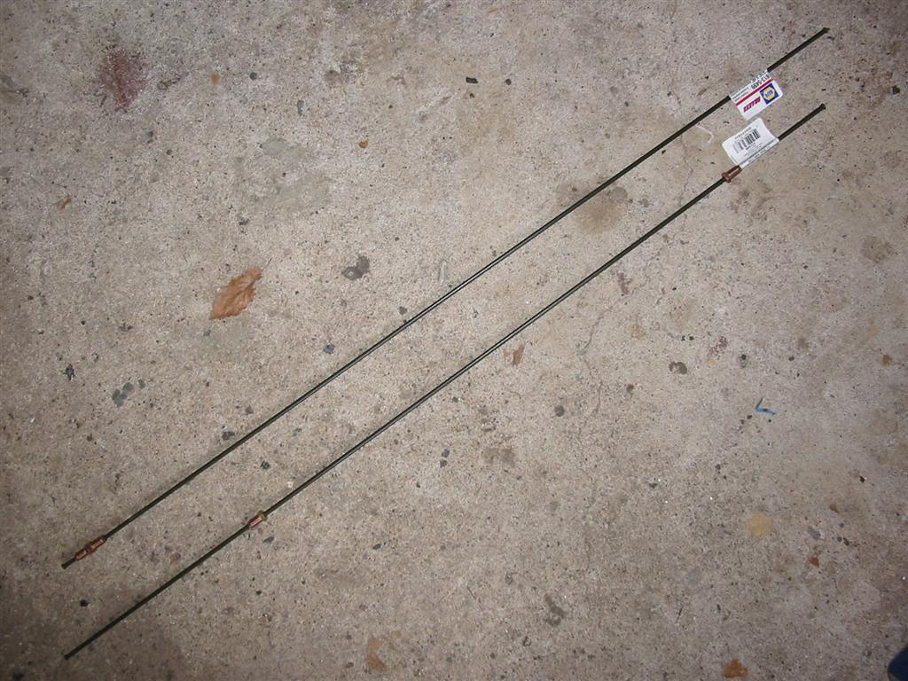 hight resolution of  rear soft line connection i would recommend taking the old line out and bending your new one to match that that way it s almost the right shape