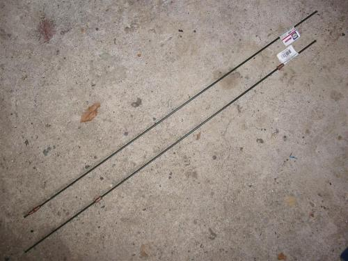 small resolution of  rear soft line connection i would recommend taking the old line out and bending your new one to match that that way it s almost the right shape