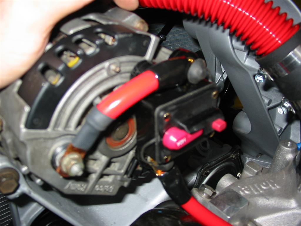 Camaro Ignition System Wiring Also 4 Wire Gm Alternator Wiring Diagram