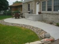 Concrete Patios - A. Pietig Concrete & Brick Paving