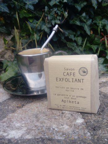Savon Café Exfoliant