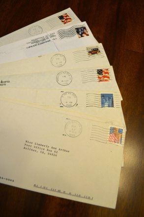 Letters showed up from all over regarding Joe Noyes