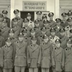 Original cadre of 334th Bomb Squadron Officers, 95th Bomb Group (H)