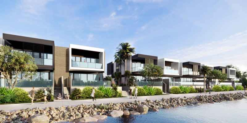 Aniko Group's 31-35 Grant Avenue townhouse project