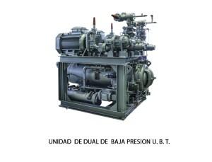 maquina proceso ultra baja temperatura ubt 3
