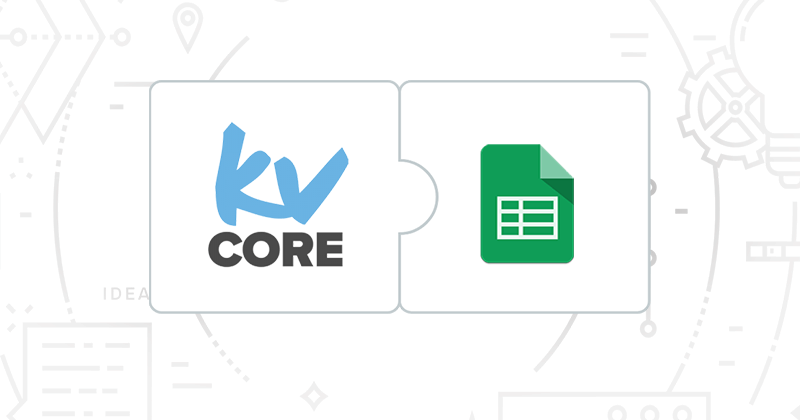 Sync your kvCORE Leads to Google Sheets to Gain Huge Insights
