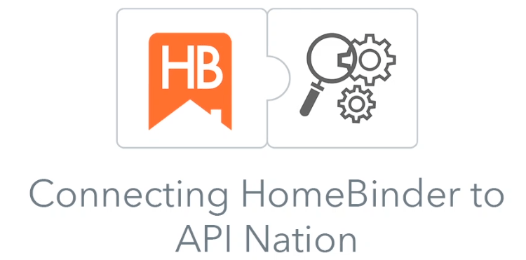 Connecting Homebinder to API Nation