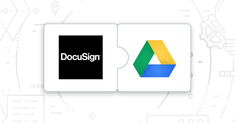 How to Setup the DocuSign to Google Drive Backup and Sync Integration from the KW Marketplace