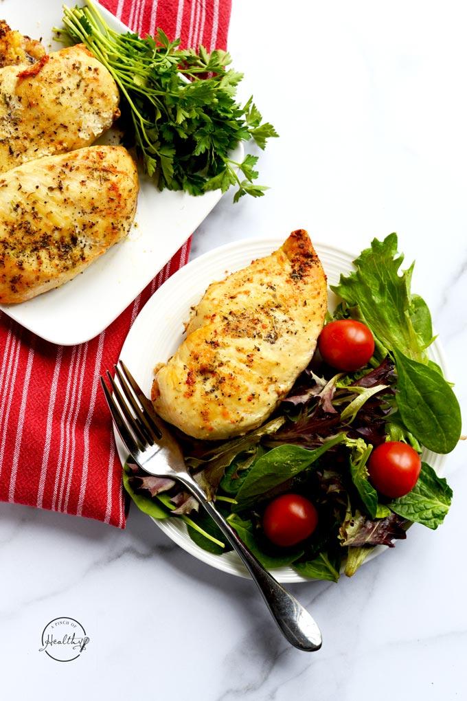 Air Fryer Chicken Breast (basic, tender, juicy) - A Pinch ...
