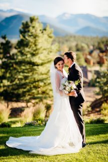Wedding Stanley Hotel Pink Diamond Events