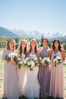 Summer Wedding Stanley Hotel - Pink Diamond Events