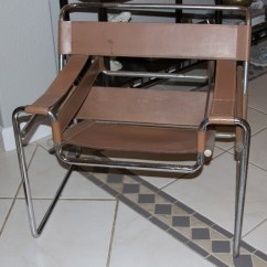 Wassily Chair Brown Leather Heathfield Accessories My And Other Thrift Store Finds Pinterest Addict