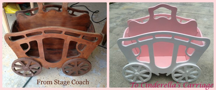 Stagecoach to Princess Carriage