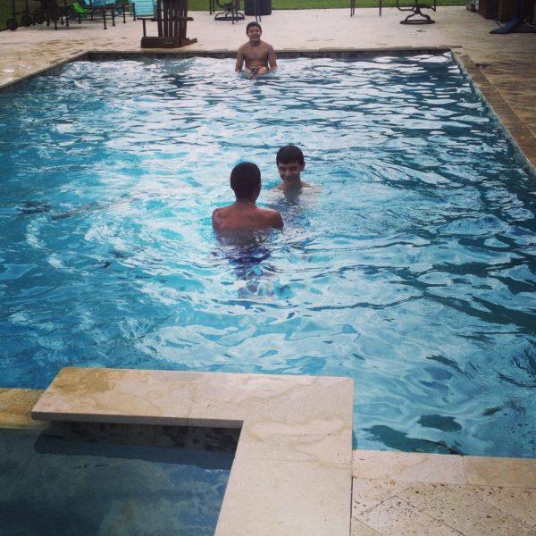 Pinterest Addict - new pool
