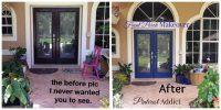 Front Porch Makeover - Pinterest Addict