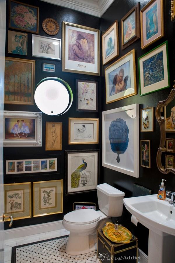 Art Bathroom - Boring Beautiful