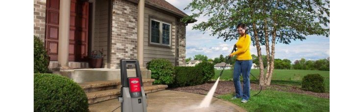 Briggs & Stratton 20654 Electric Pressure Washer