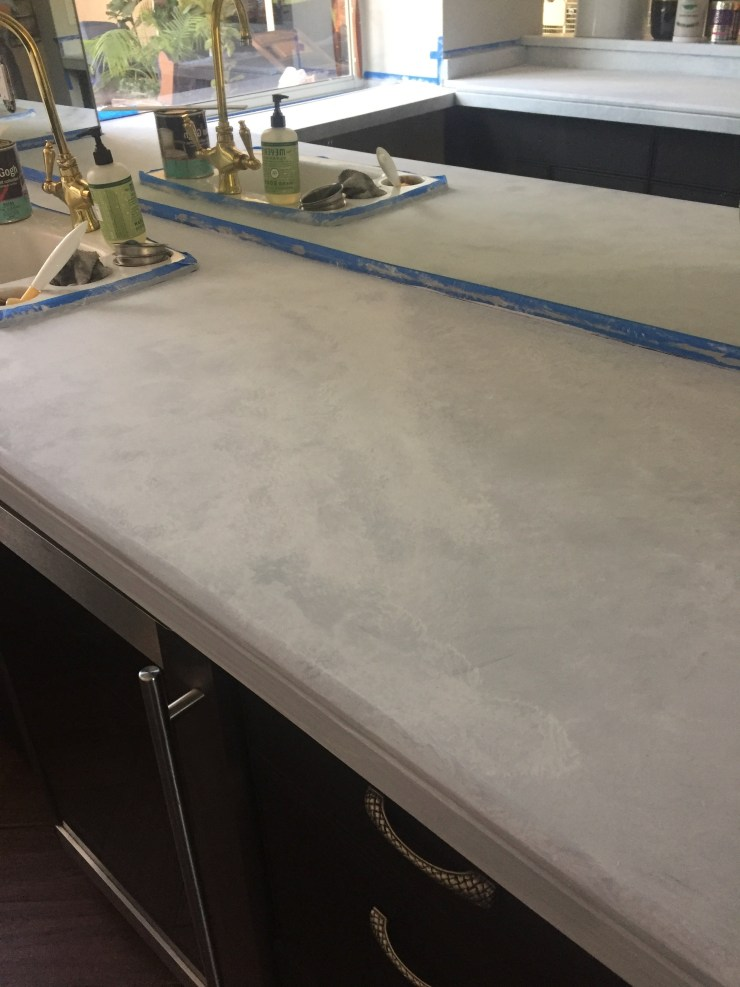 Can You Paint over Granite Counters? - Pinterest Addict
