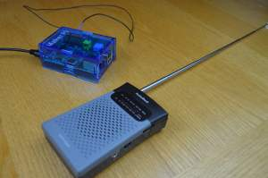 Raspberry Pi Pi Radio