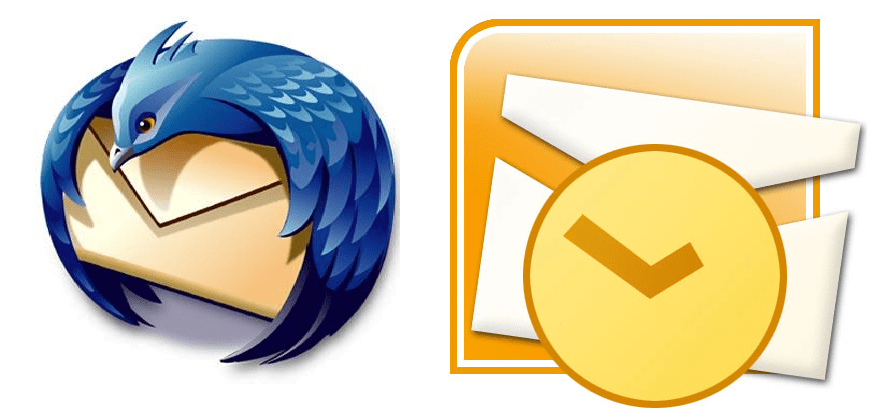 Transfer Emails from Outlook to Thunderbird