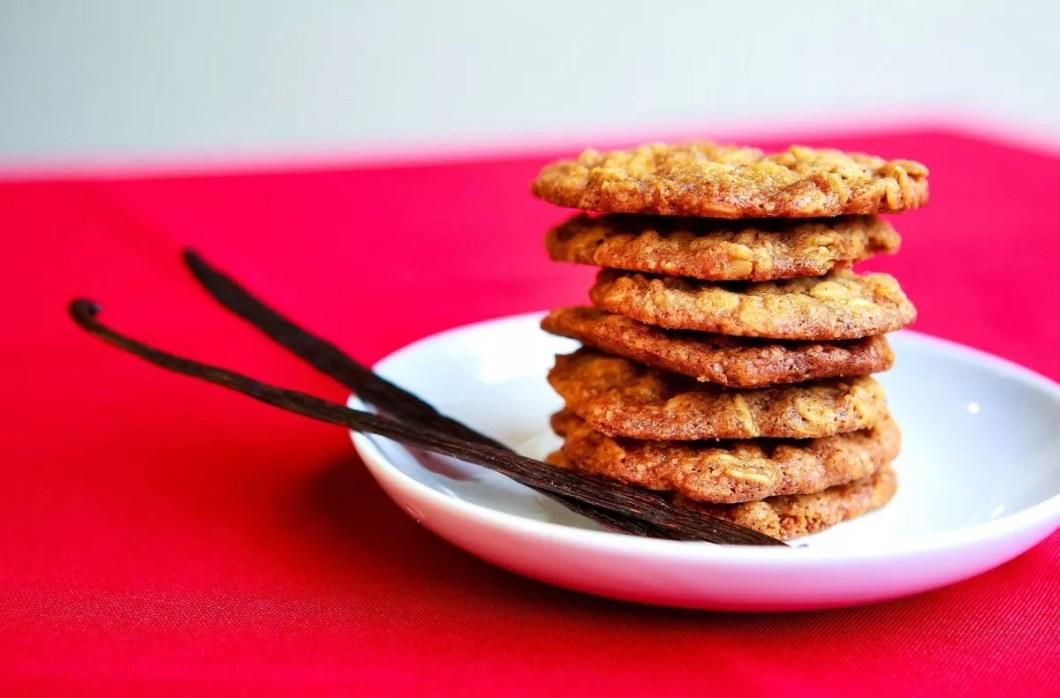 Biscoitos de manteiga de amendoim/amêndoa/caju