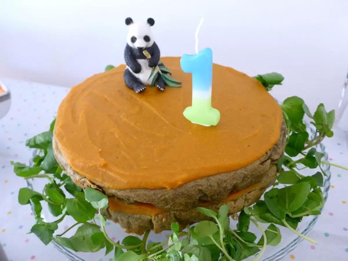Festa de aniversário parte #2 - bolo de aniversário