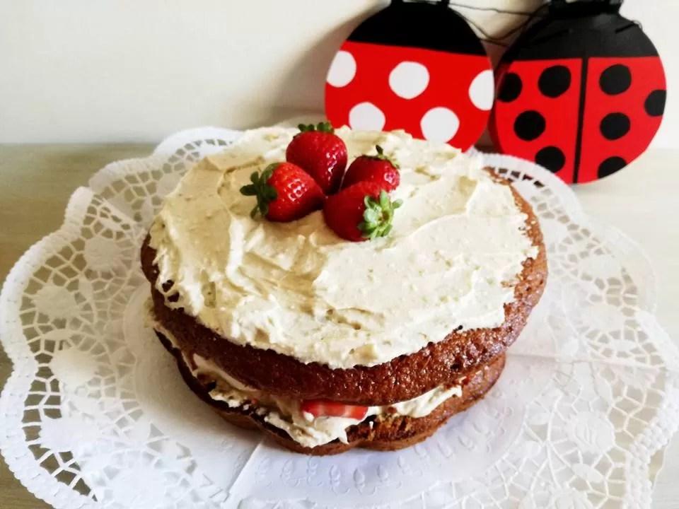 3 Receitas de bolos de aniversários saudáveis