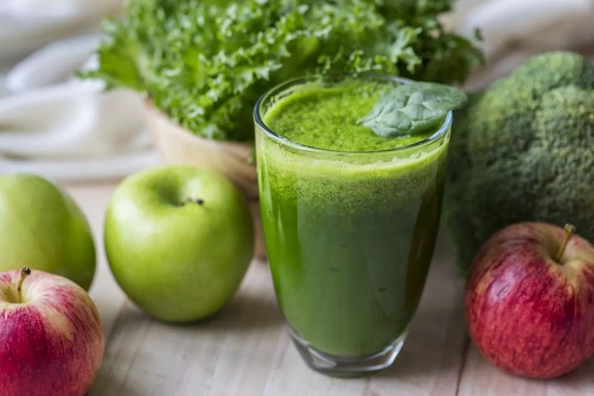 detox green antioxidant