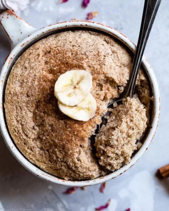 pao banana, foodfaithfitness, a pitada do pai, caneca, mug,