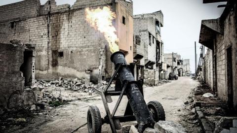 «Γενετικά τροποποιημένοι οι μισθοφόροι που πιάστηκαν το Χαλέπι» (ΒΙΝΤΕΟ)