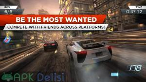 NFS most wanted full mod apk 3