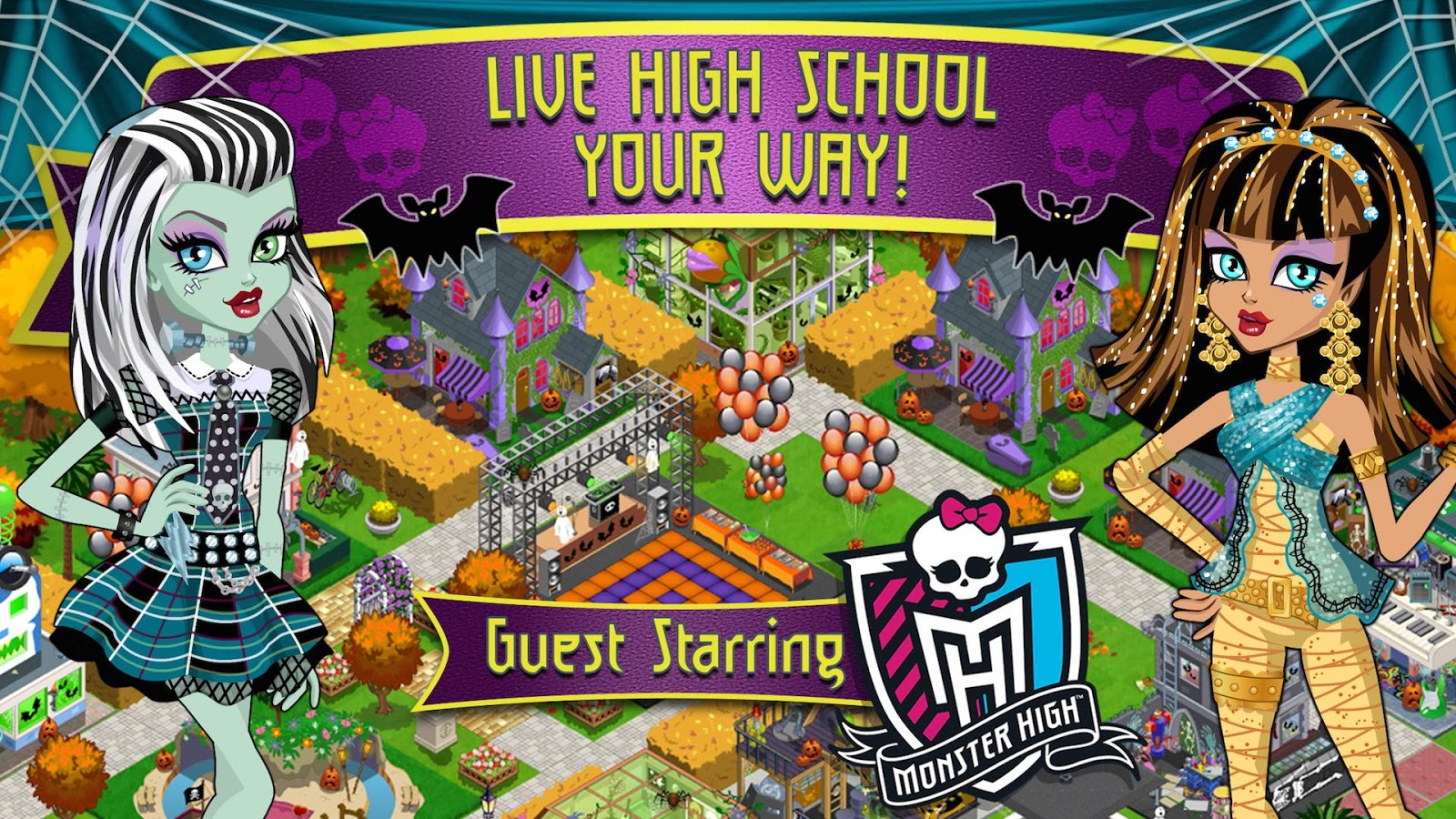 High School Story Monster High Apk V3 5 0 Mod