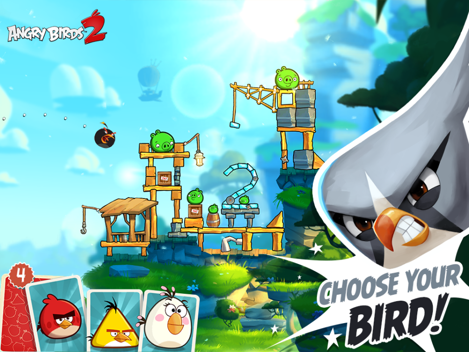 Angry Birds 2 - 8