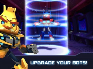Angry Birds Transformers 3