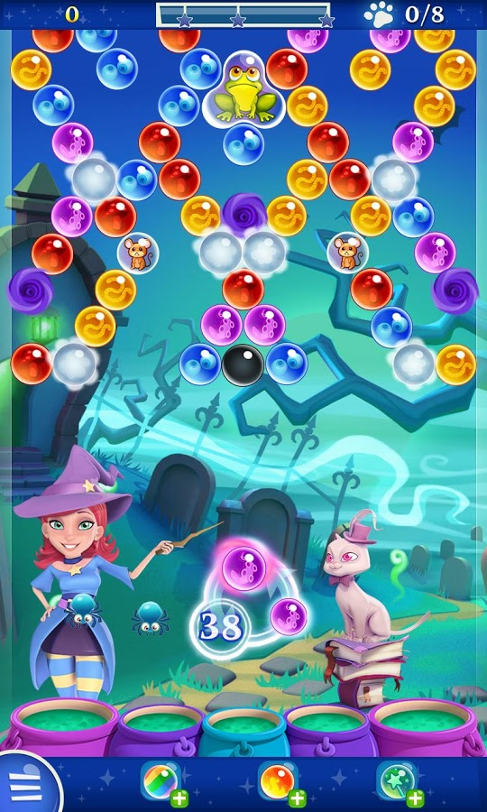 Bubble Witch 2 Saga 6